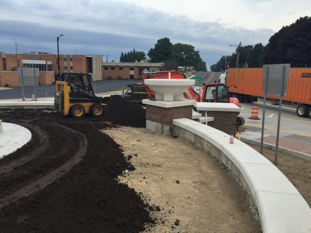 Topsoil Installation